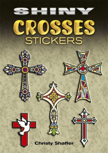 SM Sticker Book: Shiny Crosses