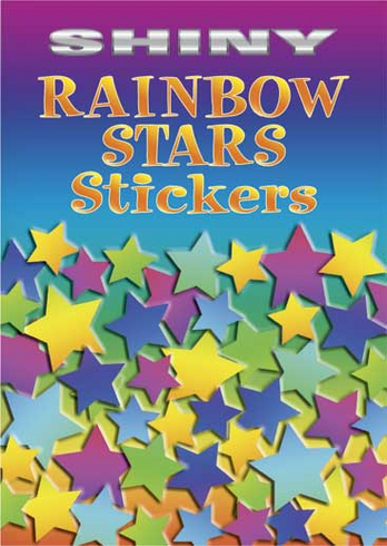 SM Sticker Book: Shiny Rainbow Stars