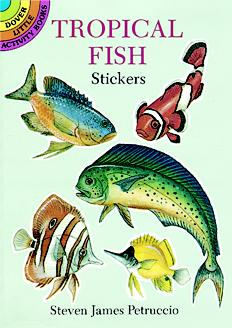 SM Sticker Book: Tropical Fish