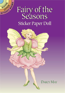 SM Sticker Paper Doll: Fairy of the Seasons