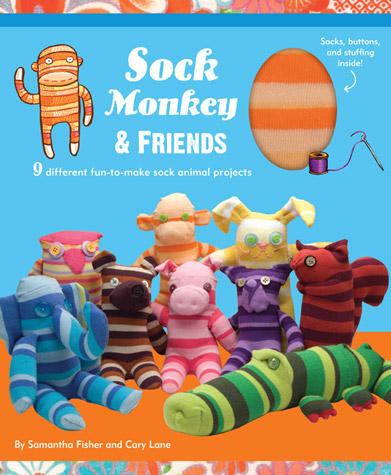 Sock Monkey & Friends Kit