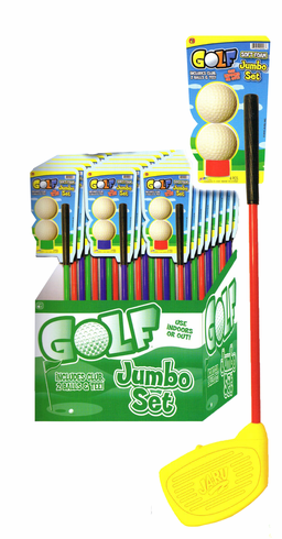 Soft Foam Golf Set