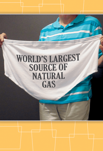 Source of Natural Gas