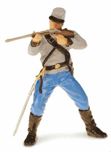 Southerner w/ Rifle