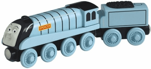 Spencer Train Engine