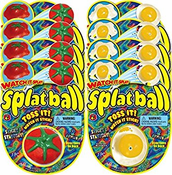 Splat Ball Tomato (2 Styles)