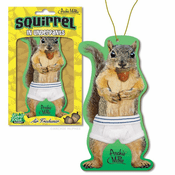 Squirrel Underpants Air Freshener