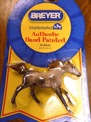 Stablemates Authentic Hand Painted Horse