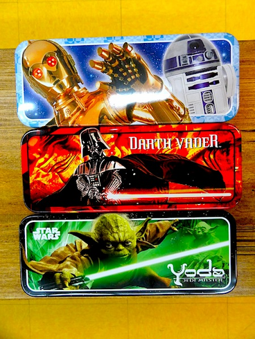 Star Wars Catch All Box / Pencil Tin
