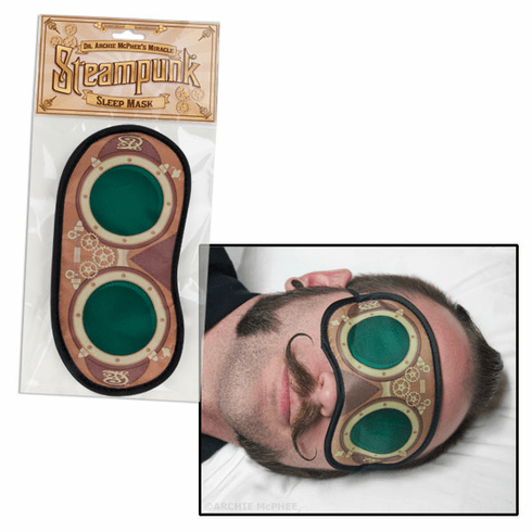 Steam Punk Sleep Mask