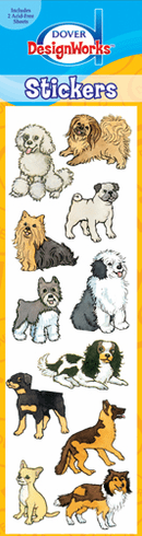 Stickers SM: Dogs