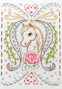 Sublime Horse Stiching Journal