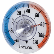 Suction Cup Dial Thermometer