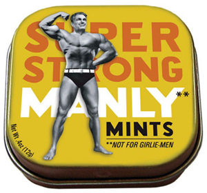 Super Strong Manly Mints