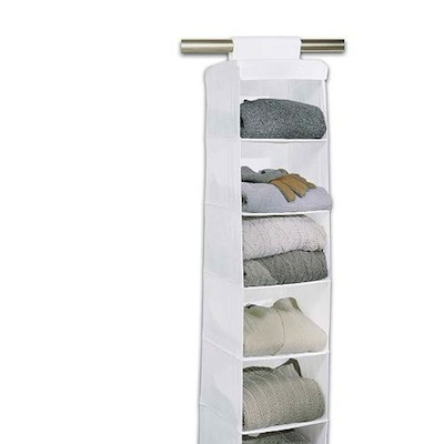 Sweater Organizer 6-Shelf