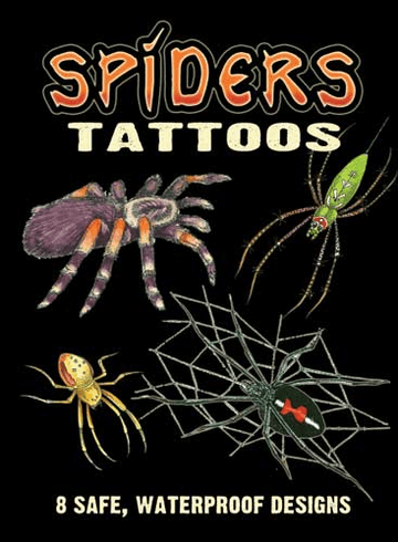 Tattoos: Spiders