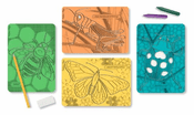 Textured Stencils - Insects
