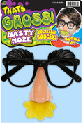 That's Gross! Booger Glasses