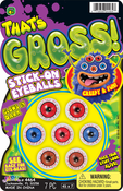 That's Gross! Stick-On Eyeballs