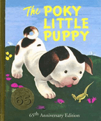 The Poky Little Puppy Special Anniversary Edition