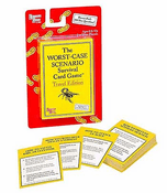 The Worst Case Scenario Dating & Sex Card Game