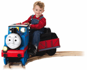 Thomas & Friends - Battery Operated Track Rider