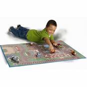 Thomas Train Felt Playmat