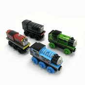 Thomas Wooden Railway Mystery Train Set