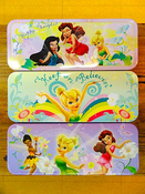 Tinkerbell & Friends Catch All Box / Pencil Case