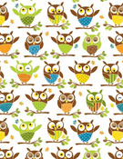 Tissue Paper - It's A Hoot!