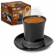 Top Hat Espresso Cup and Sauce