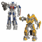 Transformers Figure Light up Keychain