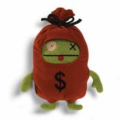"UGLYDOLL - 12"" Money Bags Ox"