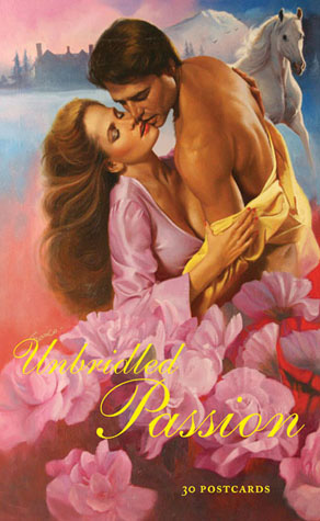 Unbridled Passion Postcard Book