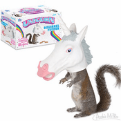 Unicorn Squirrell Head Feeder