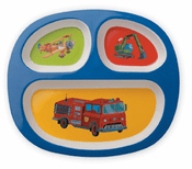 Vehicles Divided Plate