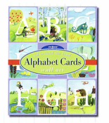 Wall Cards - Alphabet Land