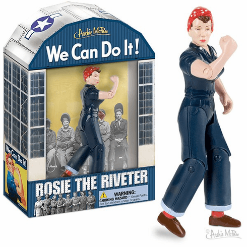 We Can Do It! Figure