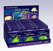 Wild World Glow in the Dark Animals