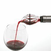 Wine Aerator/Pourer with Stand