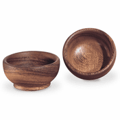 Wood Condiment Cups