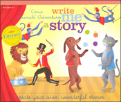 Write Me A Story: Circus Animals Adventures