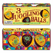 Yellow Juggling Ball Set