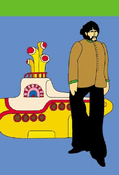 Yellow Submarine Notepad: George