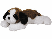 Yodeler the Saint Bernard 13""