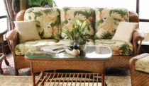 Casablanca Rattan Sofa Replacement Cushions