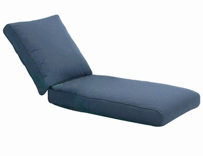 Deep Seating Chaise Replacement Cushion Set