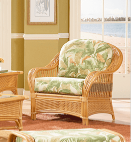 General Rattan Chair Replacement Cushions