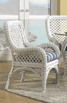 General Wicker Dining Chair Cushion