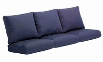 Cushions Made to Fit Gloster Teak Ventura Sofa Replacement Cushions
